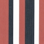 Outdoor stoffen - Relax Collection Stripes II - brique 305
